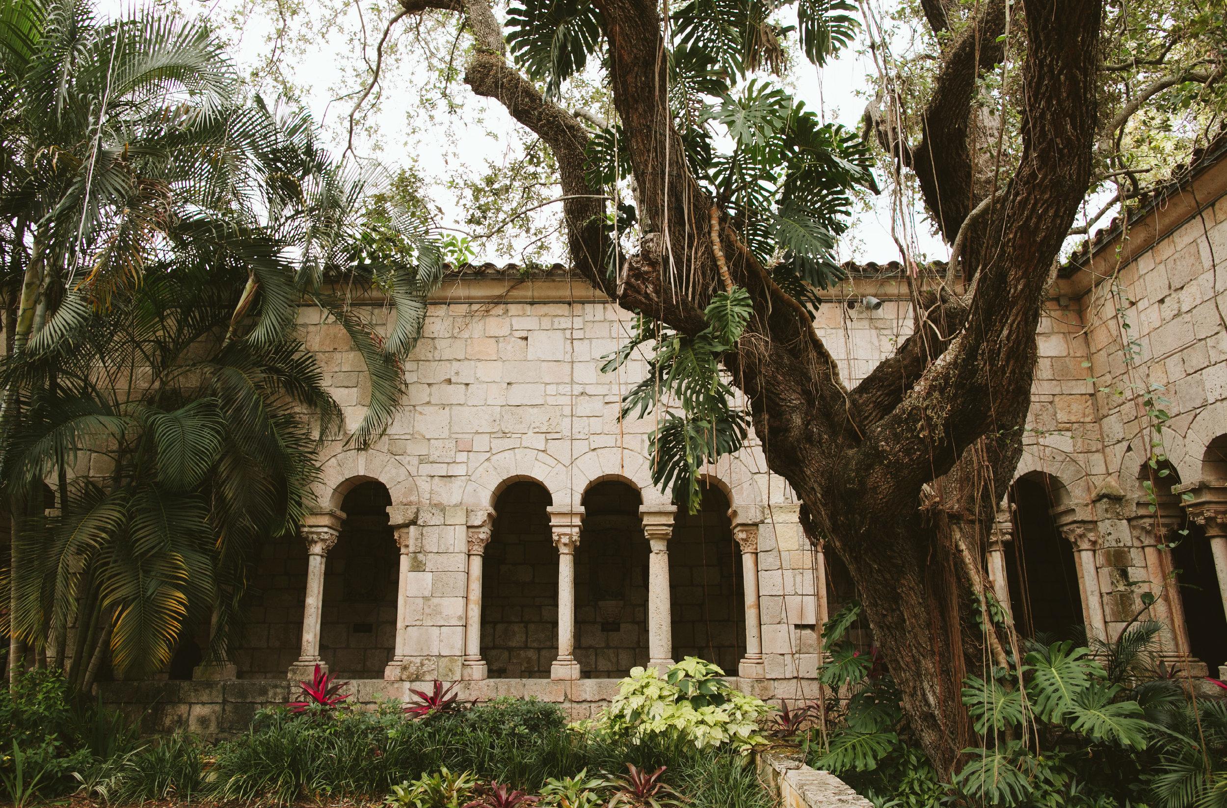 Carina Davids Spanish Monastery Wedding In Miami3
