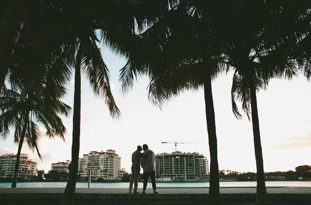 Carey + Rosalvo South Pointe Park Miami Engagement16.jpg