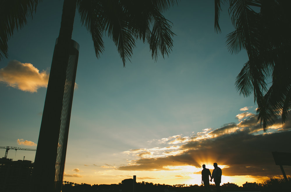 Carey + Rosalvo South Pointe Park Miami Engagement17.jpg