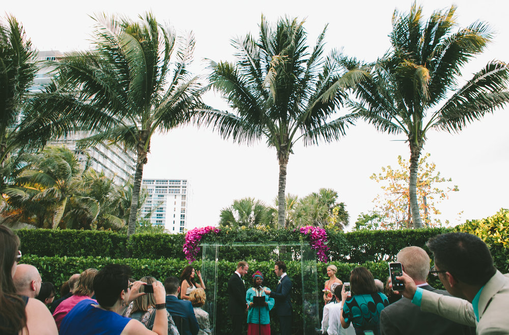 Modern Garden Wedding at the W South Beach Miami38.jpg