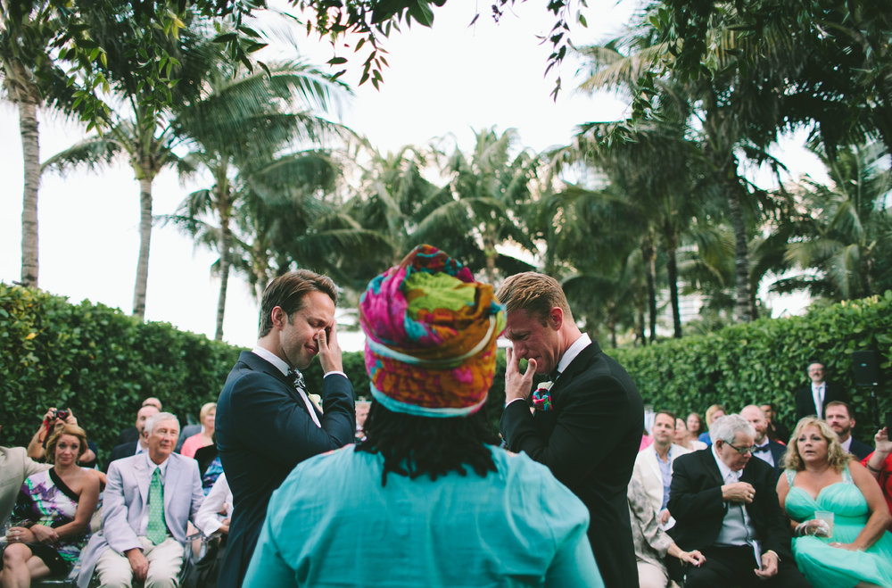 Modern Garden Wedding at the W South Beach Miami37.jpg