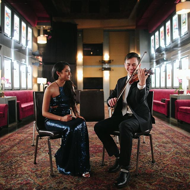 When your fiancé serenade's you in a private theatre during your engagement session. @rfsingh . . . . .  #theatreengagement  #betsyhotelengagement  #miamiengagement  #musicalengagement  #miamiengagementphotography  #miamiengagementphotographer  #miamiphotographers  #newlyengaged  #southfloridaengagement  #southbeachengagement  #serenadeengagement