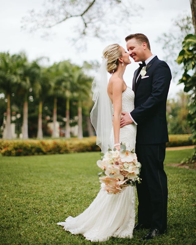 A little preview from Teresa @tda7111 + Doug's wedding to cure your Monday blues.  That bouquet is just stunning!  Wedding planner @eventbliss . . . . . #toddgoodphotography #destinationwedding #destinationweddingphotographer #miamiwedding #miamiweddingphotographers #brideandgroomportraits #newlyweds #firstlook #radlovestories #spanishmonastery #gardenwedding #tropicalwedding #eskimokiss #lookslikefilm #belovedstories #thatsdarling