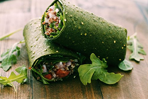 Image By: Green Leaf Raw Wraps