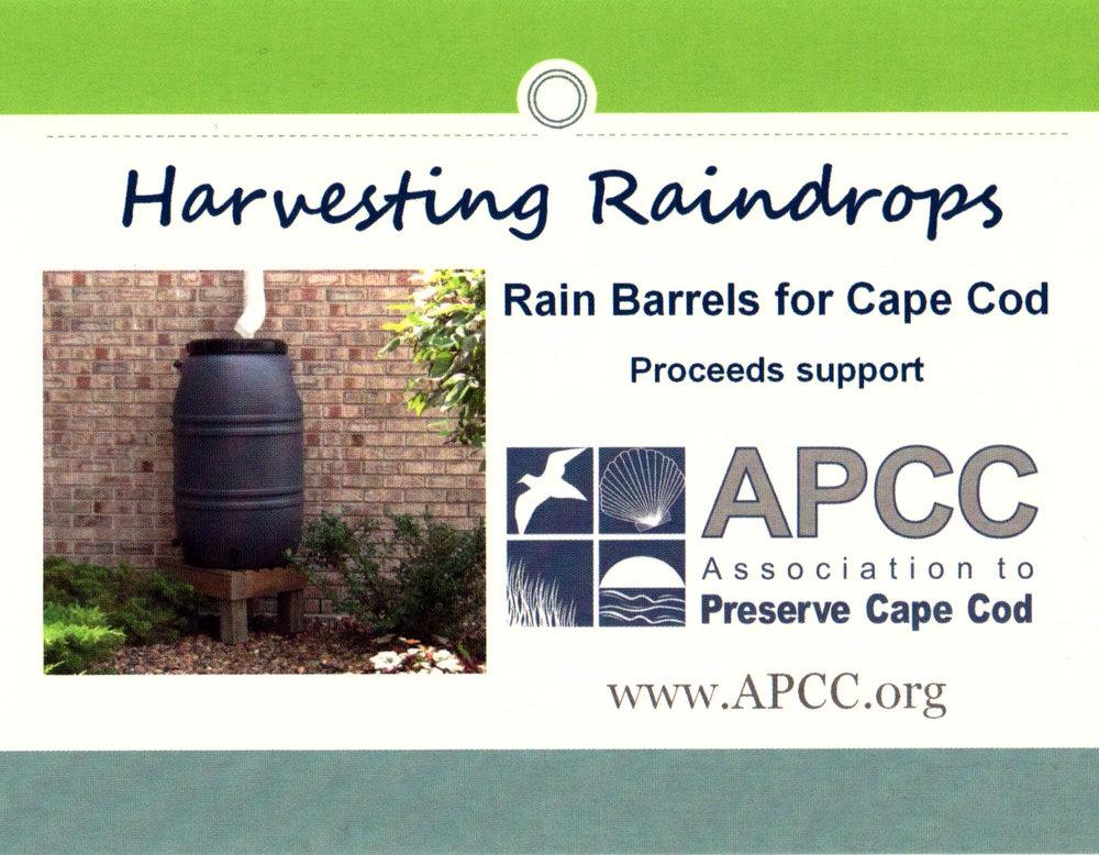 APCC Rain Barrels