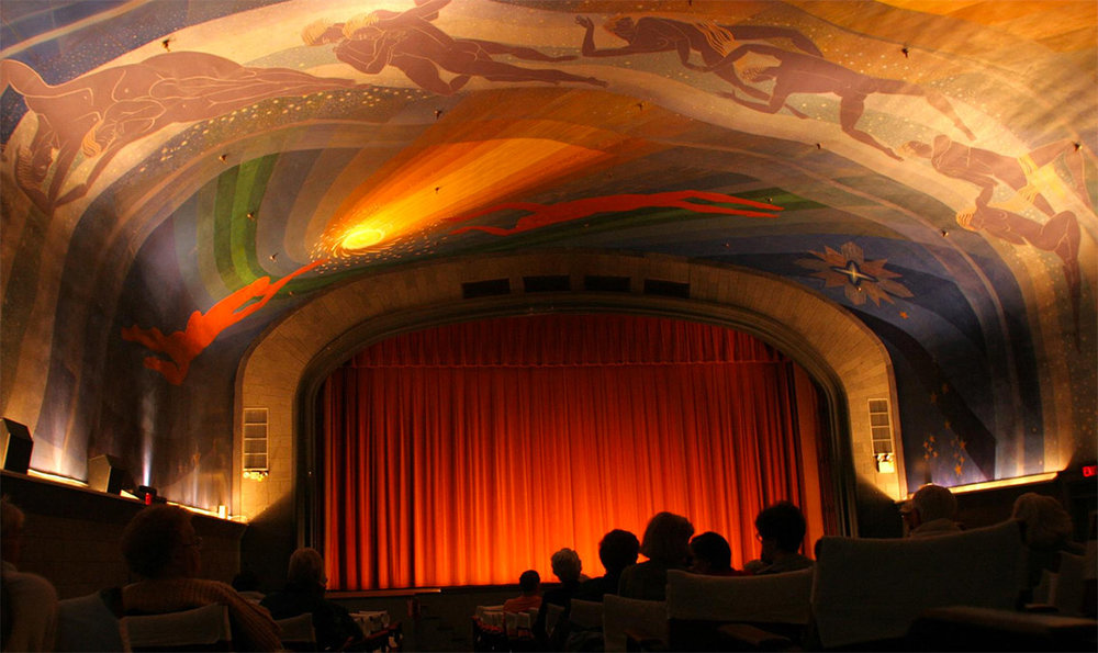 photo from the Cape Cinema