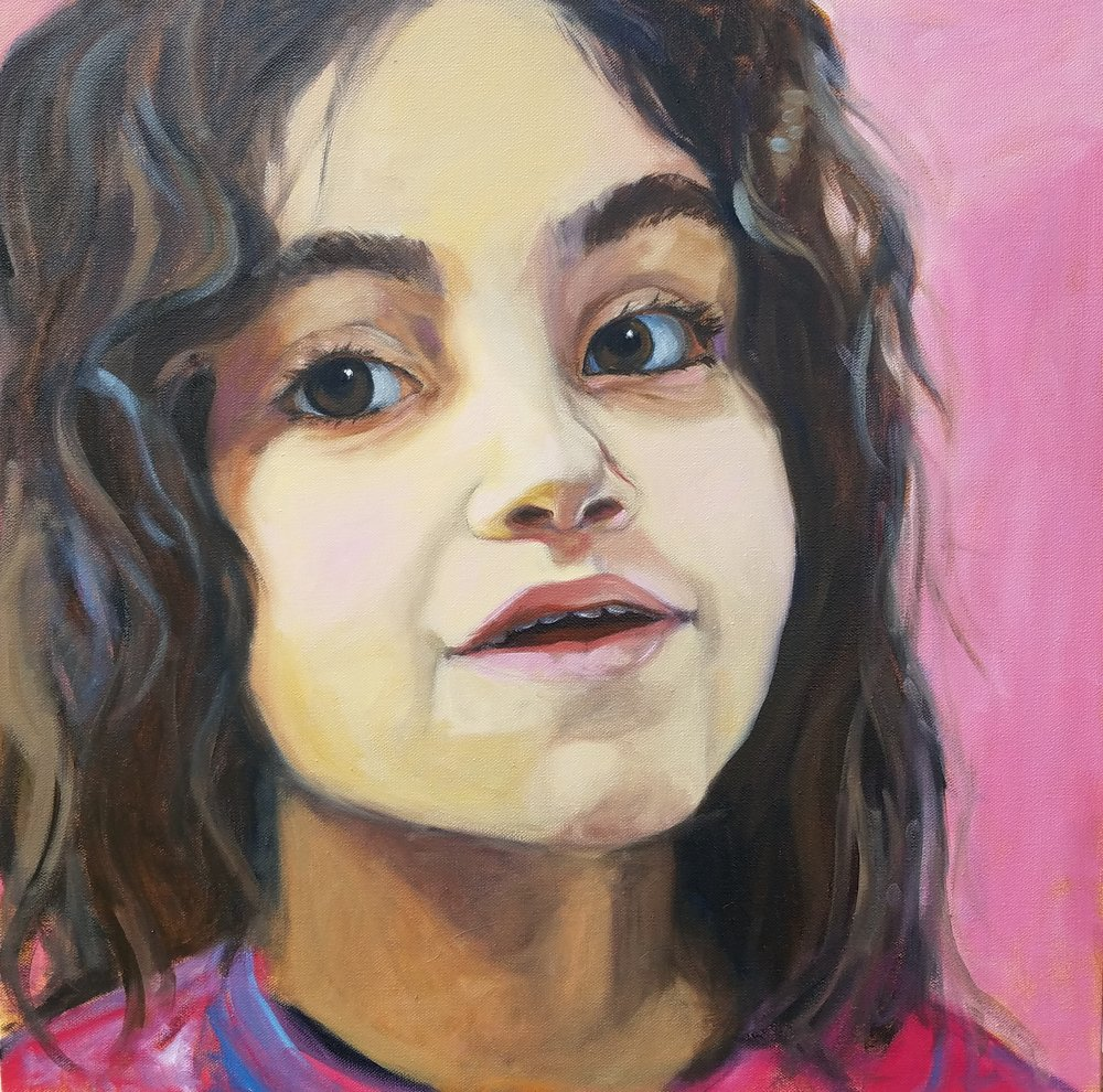 Moxie: Portrait of Bella