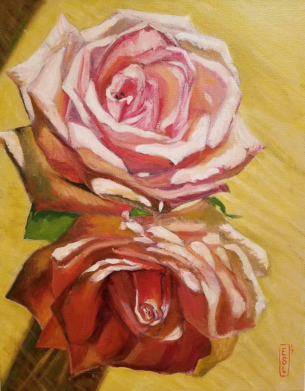 La Vie en Rose: For Grace