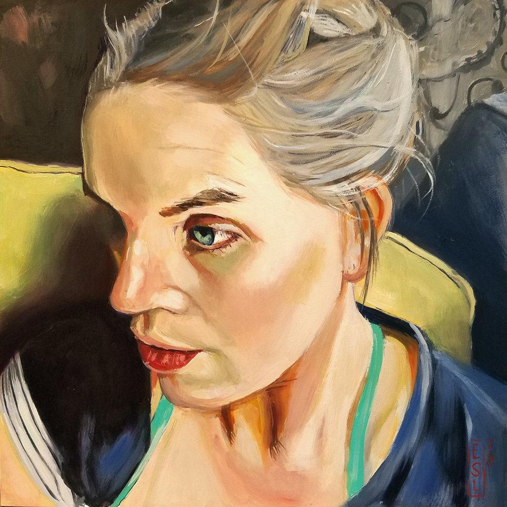 When Artists Depict Themselves by Max GilliesFine Art Connoisseur Magazine - March/April Issue 2019