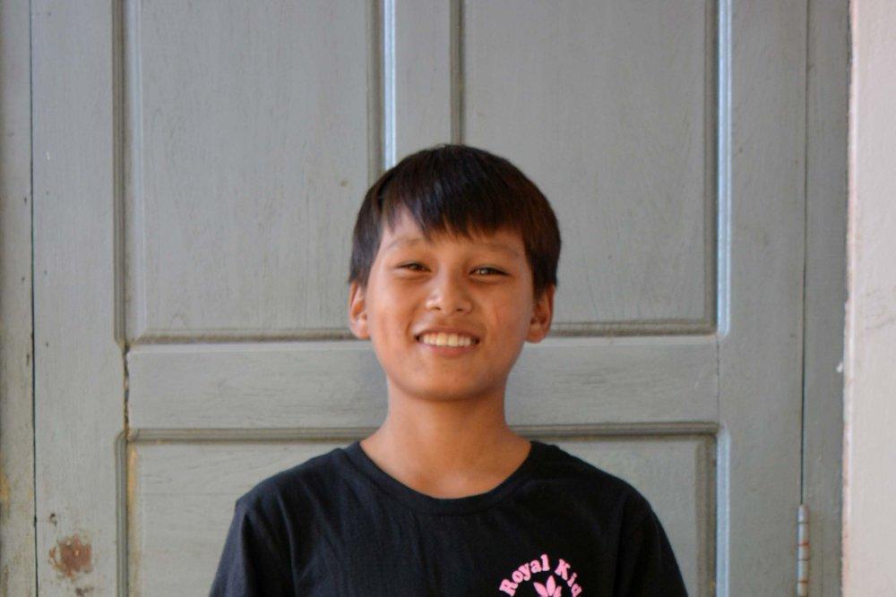 Bran San Aung - #2102 | WinDOB: 6/15/2004