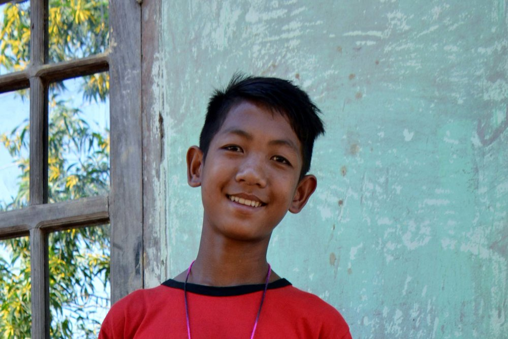 CHILD'S NAME : Aih Nut Hoi CHILD'S NUMBER: 4055 CHILD'S ORPHANAGE: Calvary CHILD'S BIRTHDAY:  10/9/2003