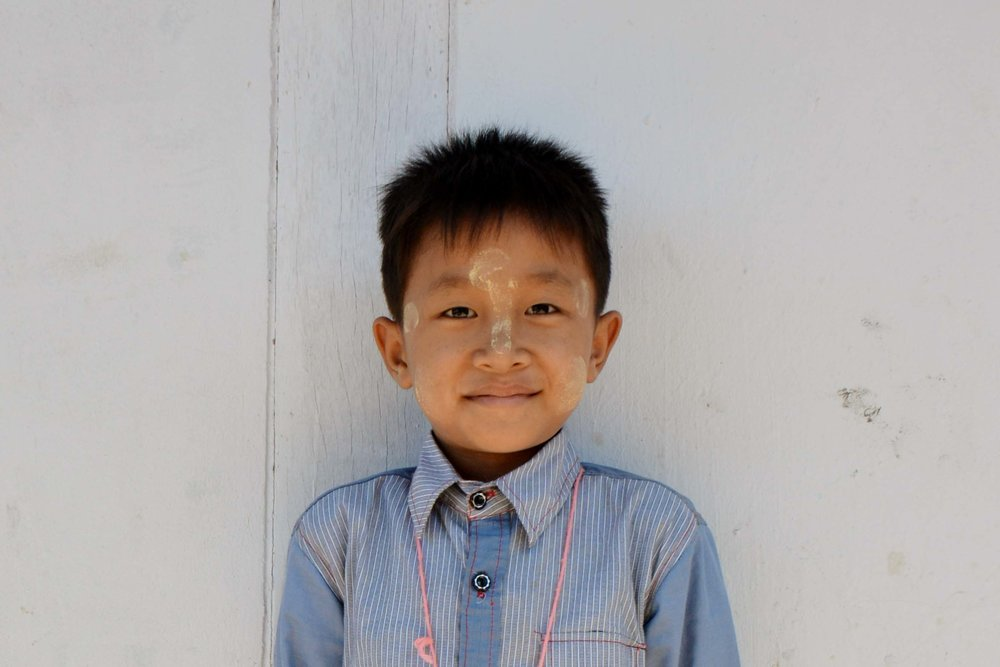 Yaw Hla San - #5072 | GraceDOB: 7/13/2009