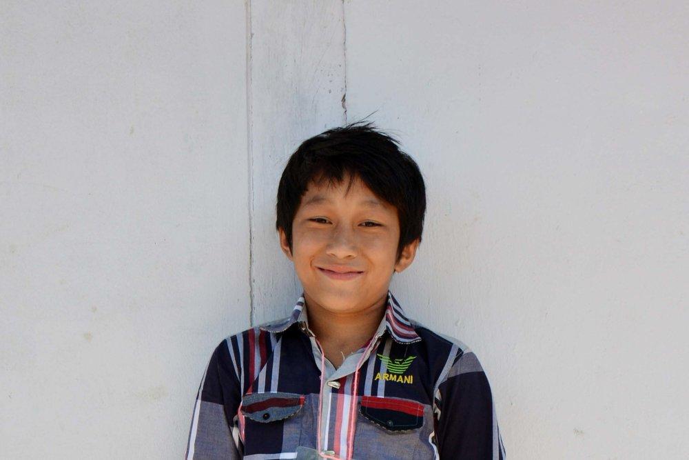 Bawi Lal Hmun - #5074 | GraceDOB: 2/5/2004