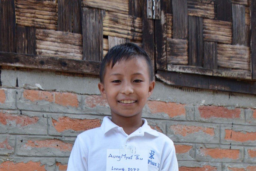 Aung Myat Thu - #8072 | Living HopeDOB: 1/6/2008