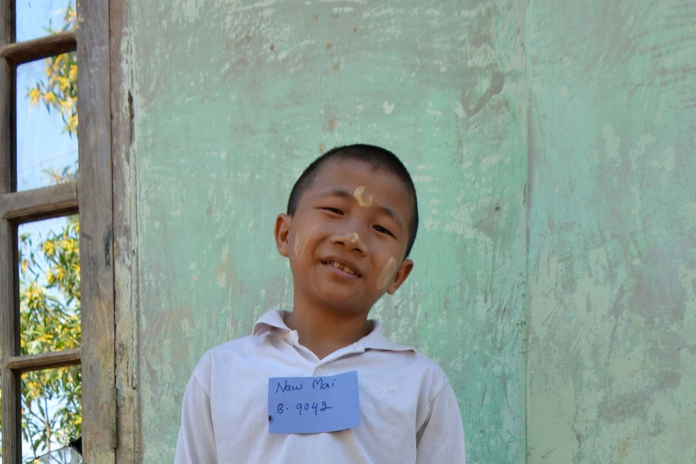 Naw Mai - #9042 | Blessing