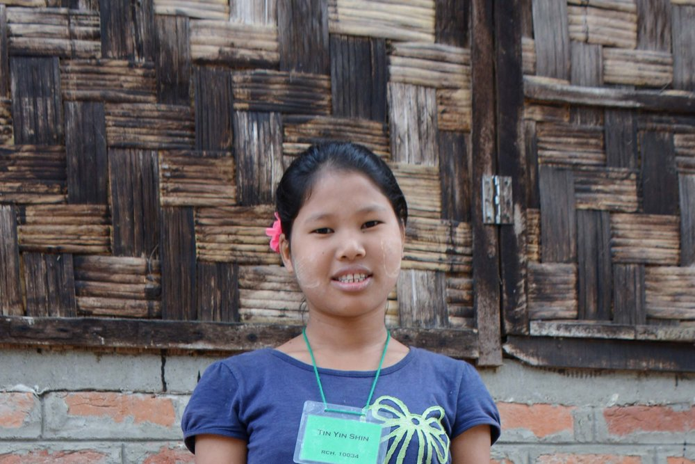 CHILD'S NAME: Tin Yin Shin CHILD'S NUMBER: 10034 CHILD'S ORPHANAGE: Rebeccamy's CHILD'S BIRTHDAY:  3/17/2003