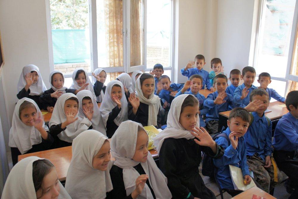 CHILD'S NAME : Freshta CHILD'S NUMBER: 3021 GENDER: Female AGE WHEN STARTING SCHOOL: 8