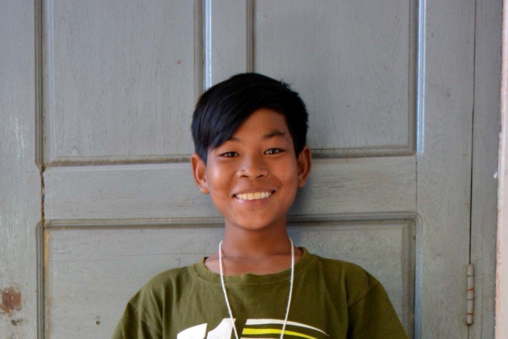 Maung Lone - #2072 | WinDOB: 7/5/2004