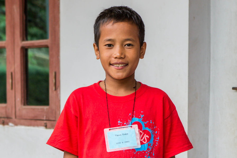 Aung Than Thee - #1057 | Love Children's Home 2DOB