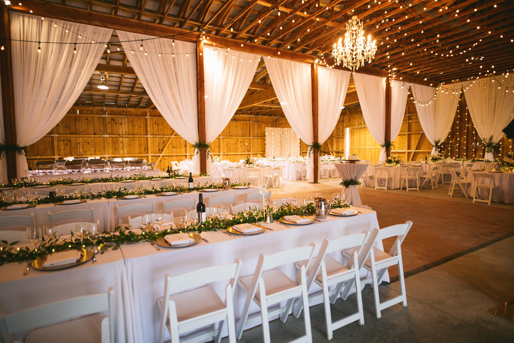 Dreaming of a barn wedding?
