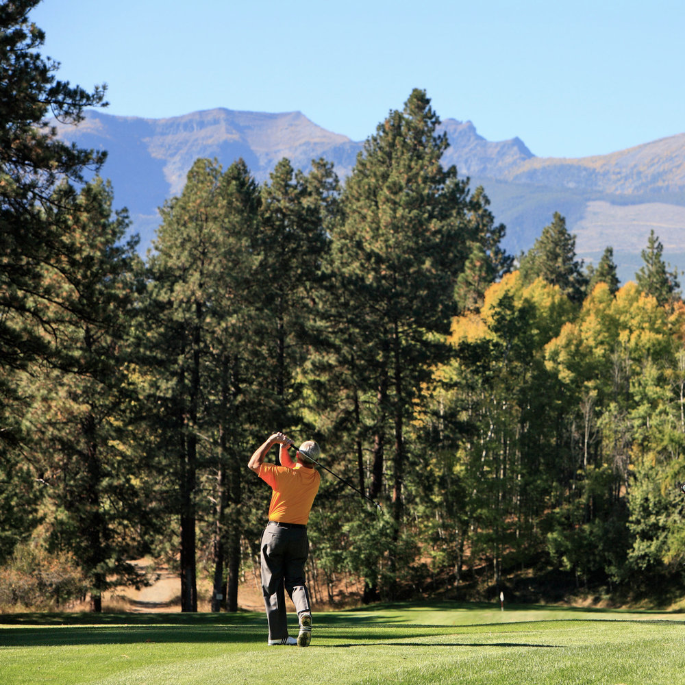 Photo by Don Weixl | Kimberley Golf Course