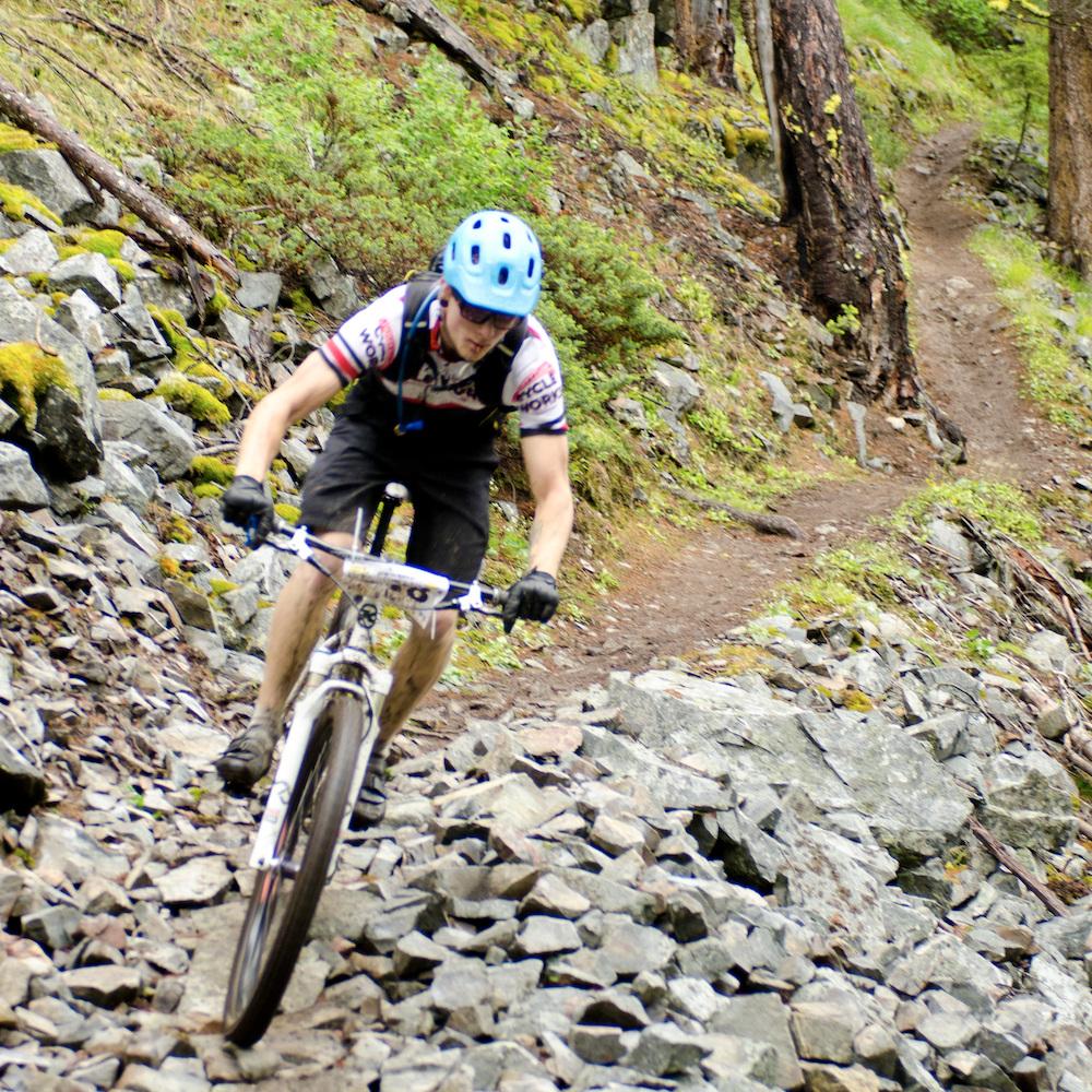 Photo by Pat Bates | Mountain Biking in Kimberley
