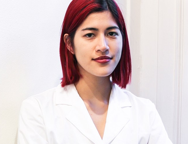 Emma Sulkowicz The Healing Touch