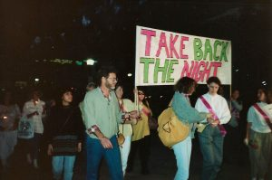 Take Back the Night via TakeByTheNight.org