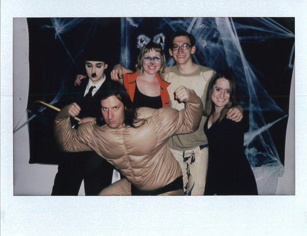Happy Halloween from the gang.!