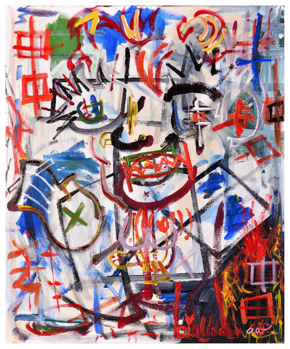 Untitled XIV (SHRK)