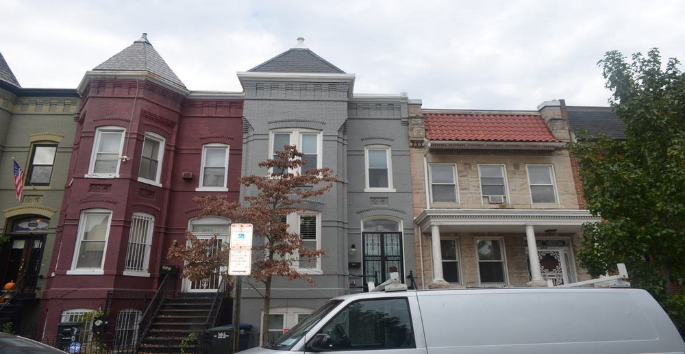 Capitol Hill, Washington, DC | Acquisition Loan | $595,000