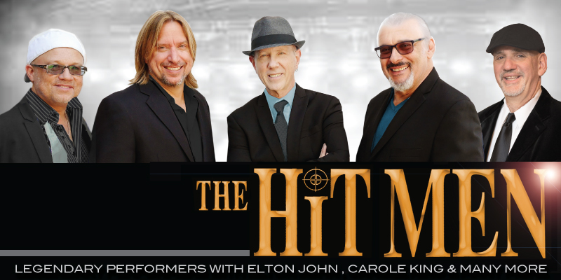 THE HIT MEN REDDING CIVIC
