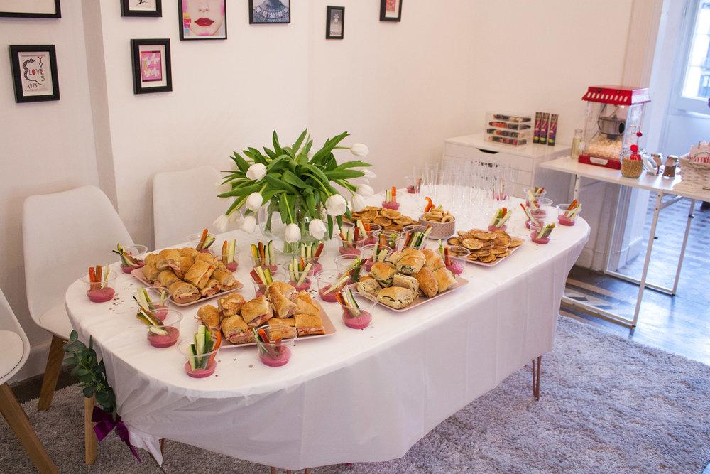 Catering by Monica Escudero