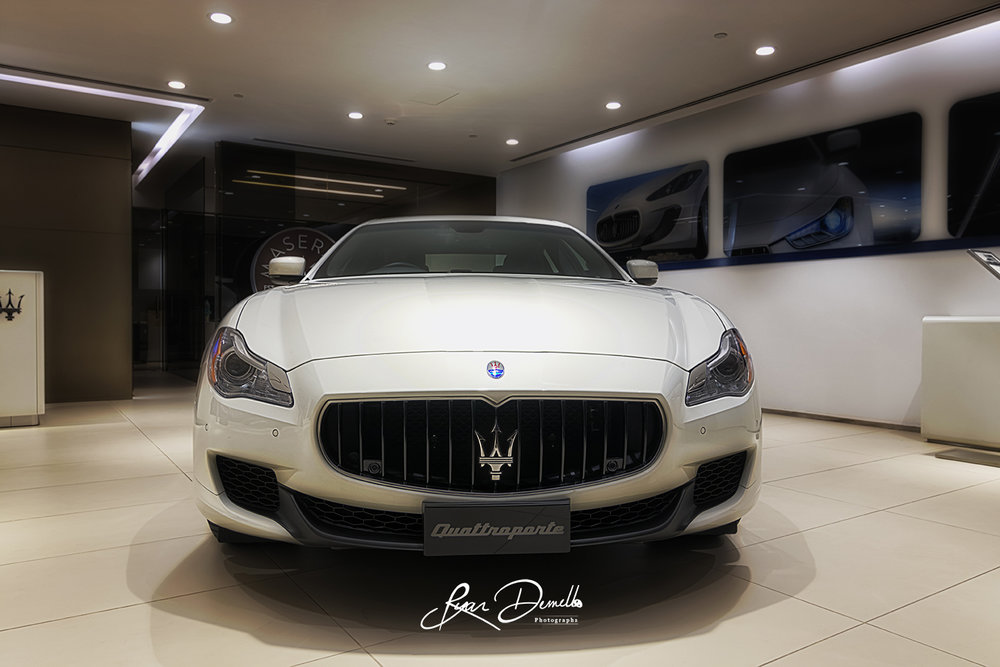 Maserati Brunch At GVK Taj Santa Cruz
