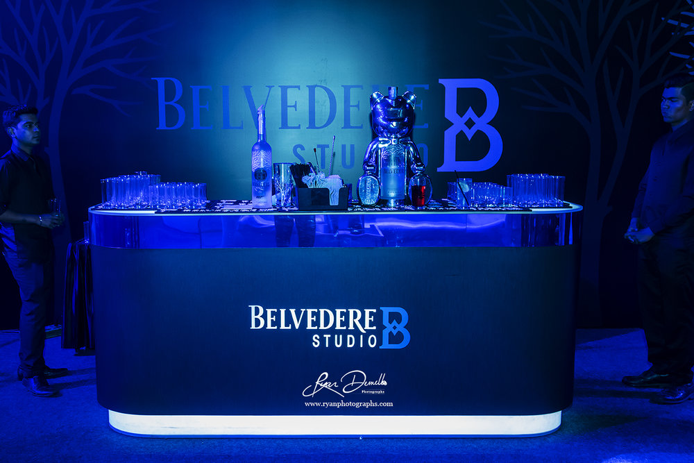 Belvedere Studio B Launch Party ​​​​​​​