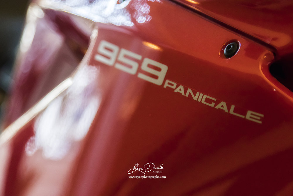 959 Panigale Ducati 2016