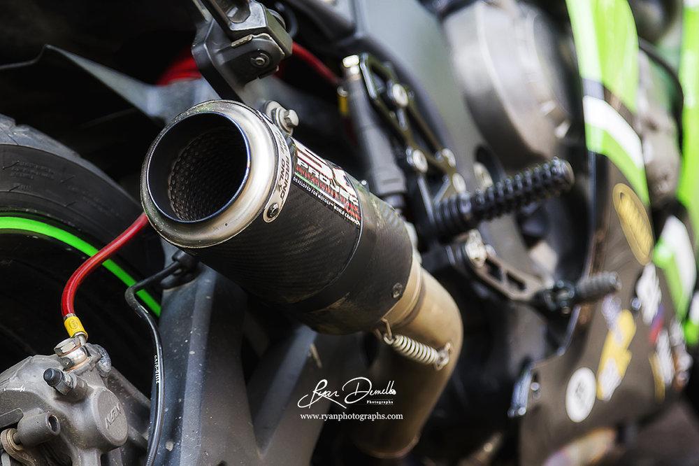 Kawasaki ZX10R 2016