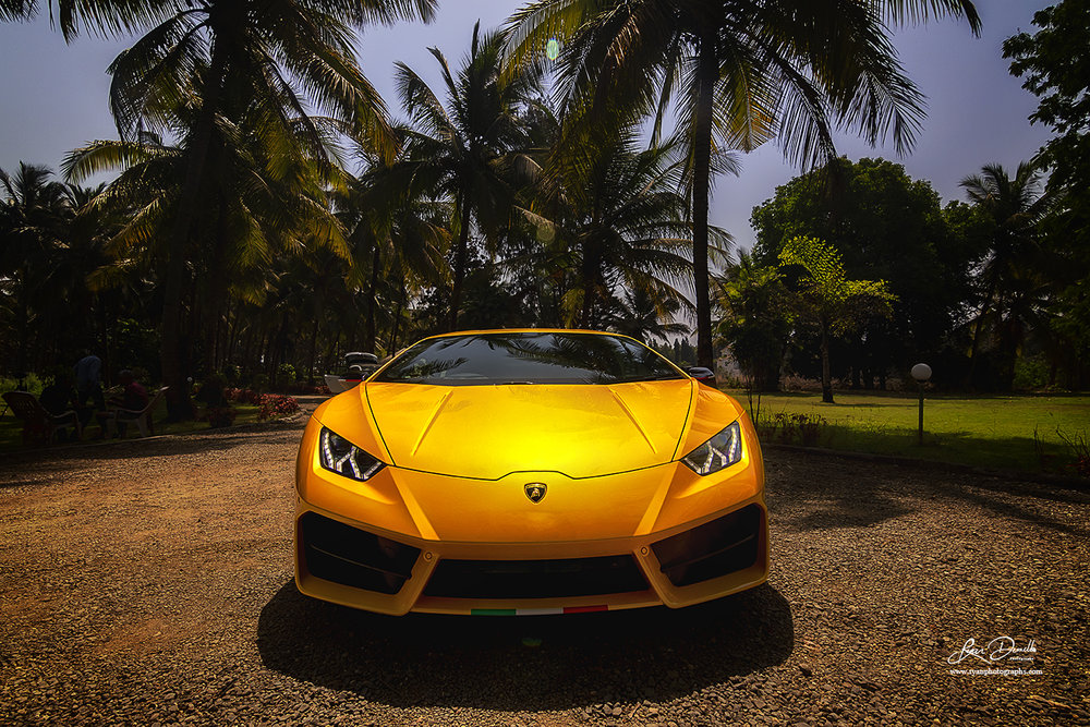 Lamborghini Huracan  2017