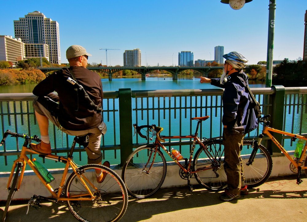 Town Lake Biking tour - This picturesque bike ride around Town Lake explores the intimate relationship between Austin and its river.More Info  Book Now
