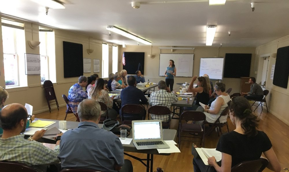 June 20 Sustainable Sonoma Council Meeting