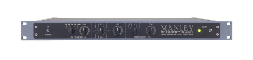 Manley Mid Frequency EQ image1
