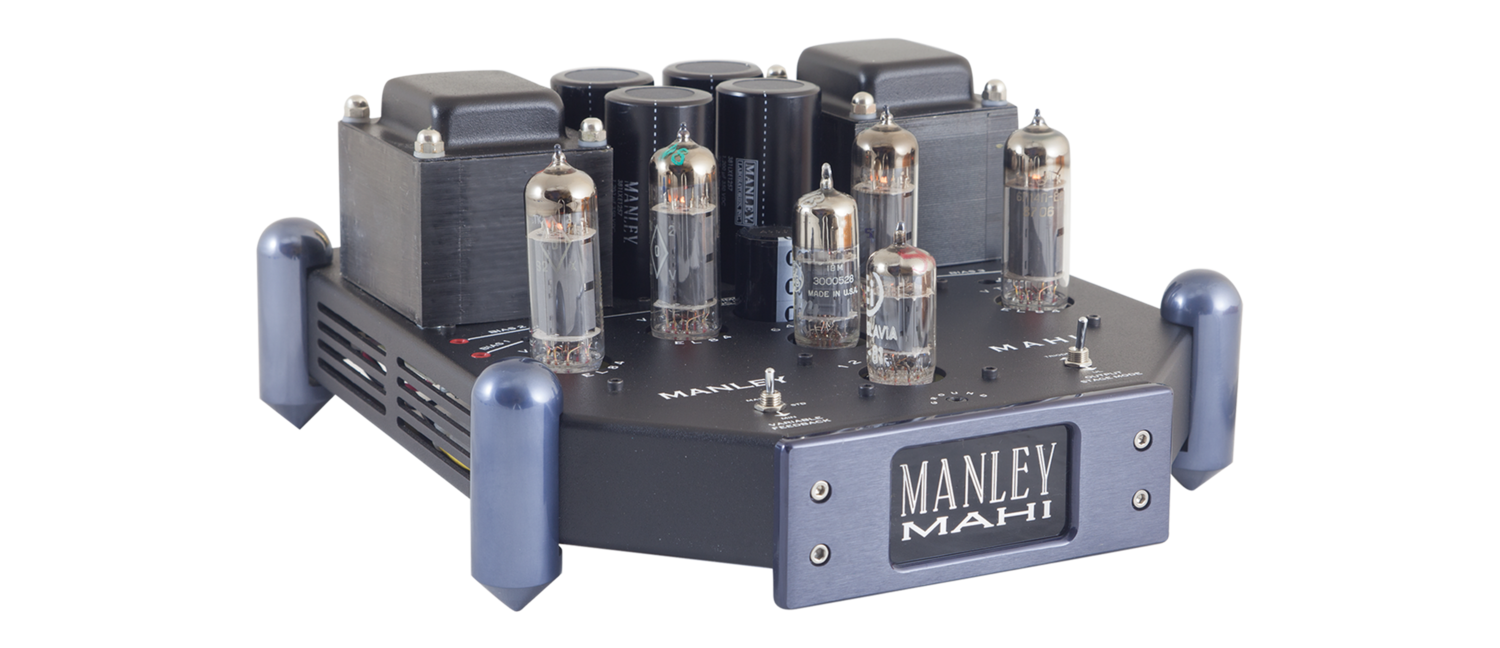 Manley Mahi Power Amplifier Laboratories Inc Tube Monoblock Amplifiers Image1