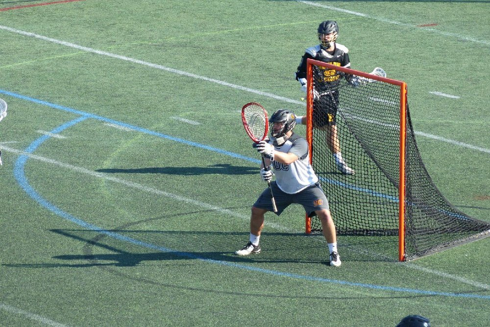 Nick Kirk , Ursinus '19                    Goalie Coach