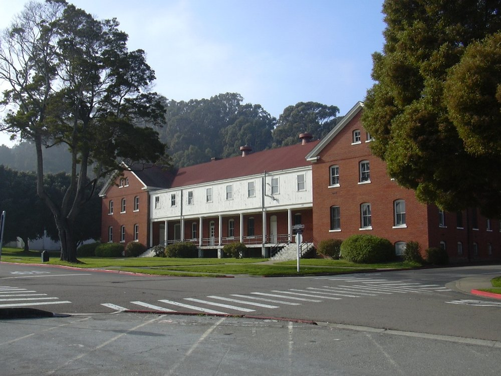 Presidio Trust Building Renovation