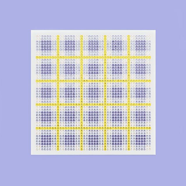 Madras Plaid Blue-Violet Photo by @goneserious . . . #geometric #geometricart #mixedmediaart #collage #crystalart #crystalcollage #crystalmosaic #Swarovski #Swarovskicrystals #Swarovskiart #Swarovskimosaic #gridart #geometric #geometricart #mixedmediaart #gridart #plaid #textilepattern #madrasplaid #plaidart #printedbyskinkink