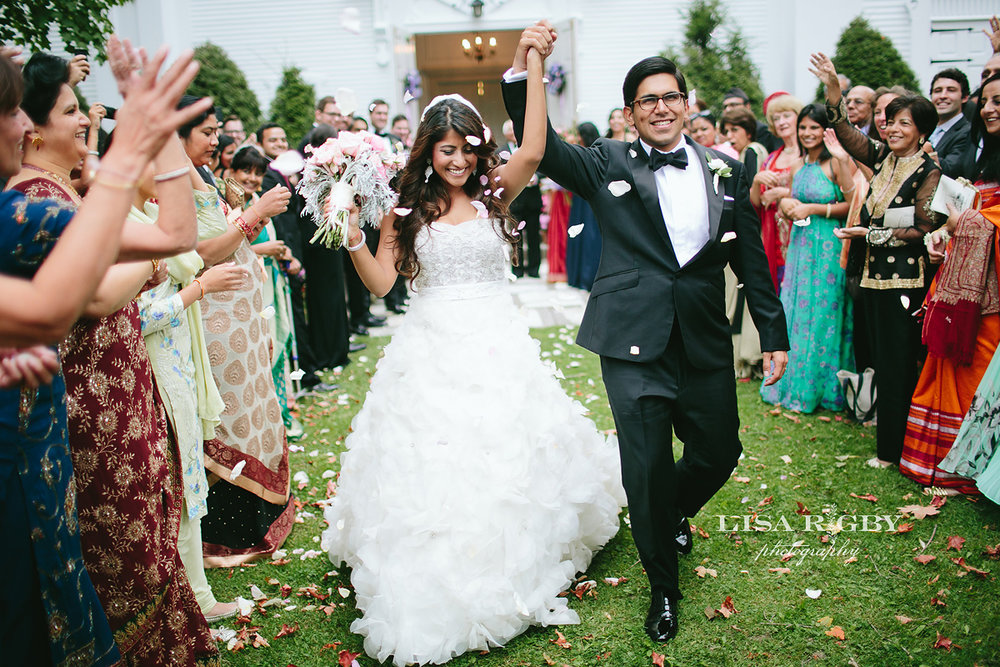 Vermont Indian wedding