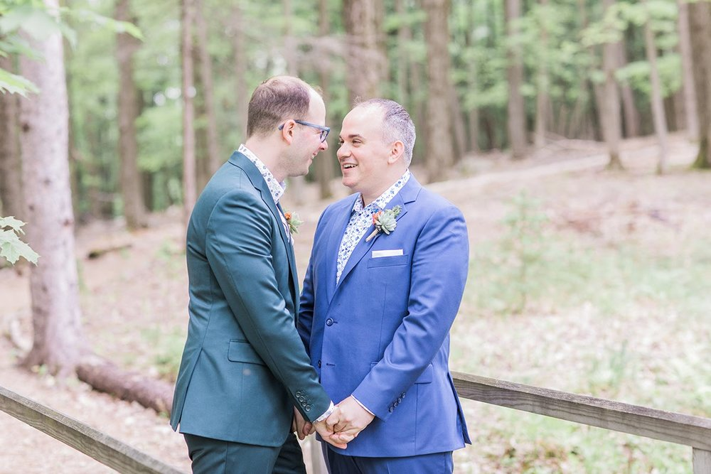 Jesse & Zach - Photos by Thompson Photography Group