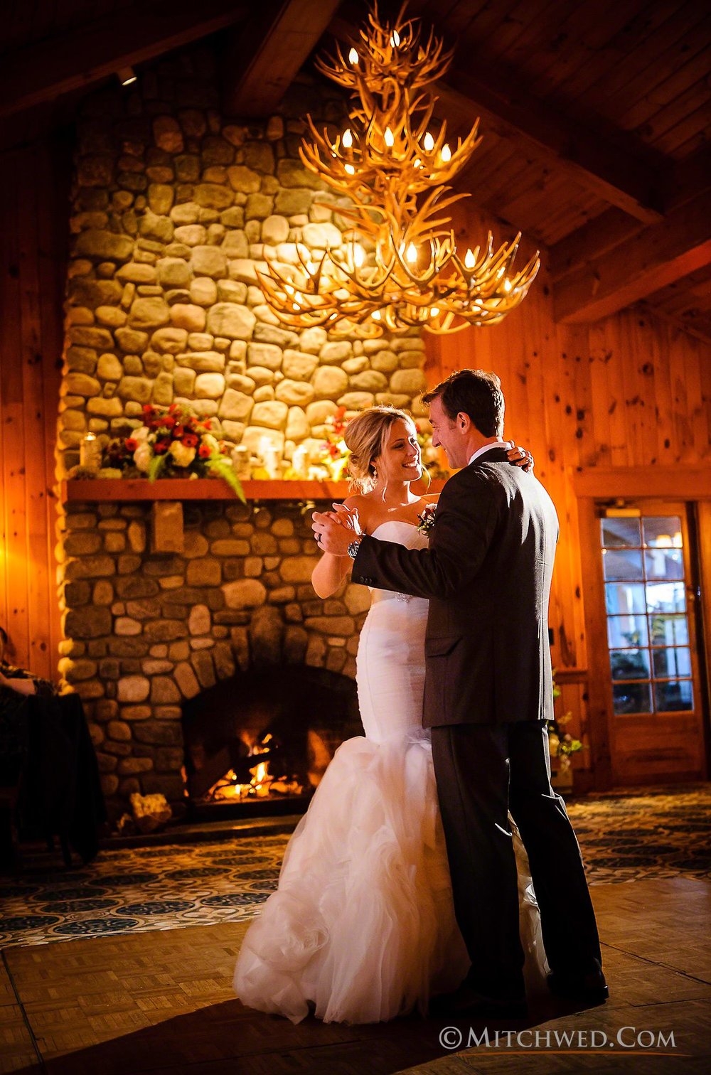 What really made an impression on us was the authentic interest that Shannon had in making our wedding day perfect for us. - - Meghan and Travis