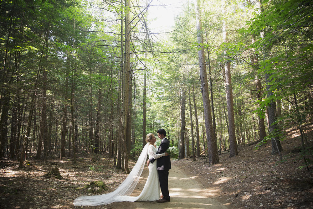 Adirondack wedding planned by Wedding Planning Plus