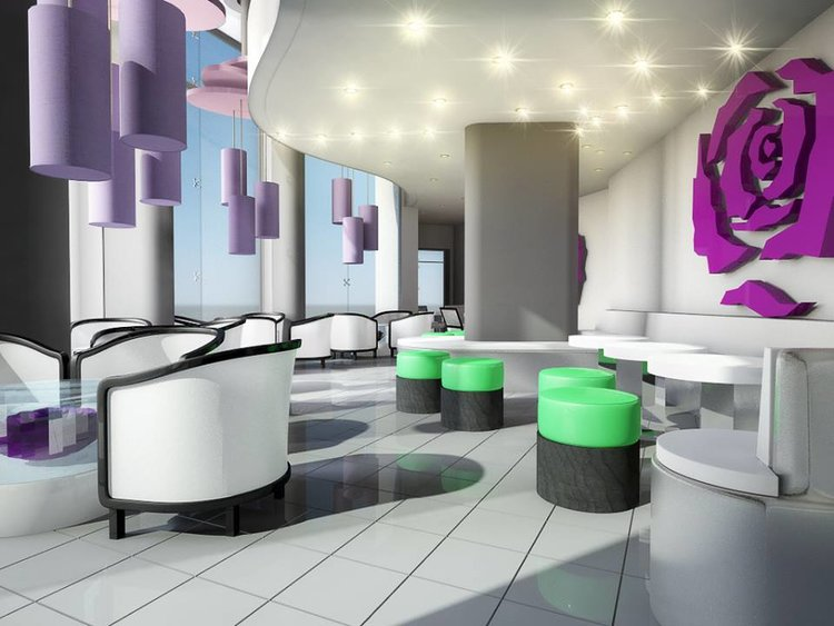 Cafe/Lounge Design — Hindi\'z design LLC
